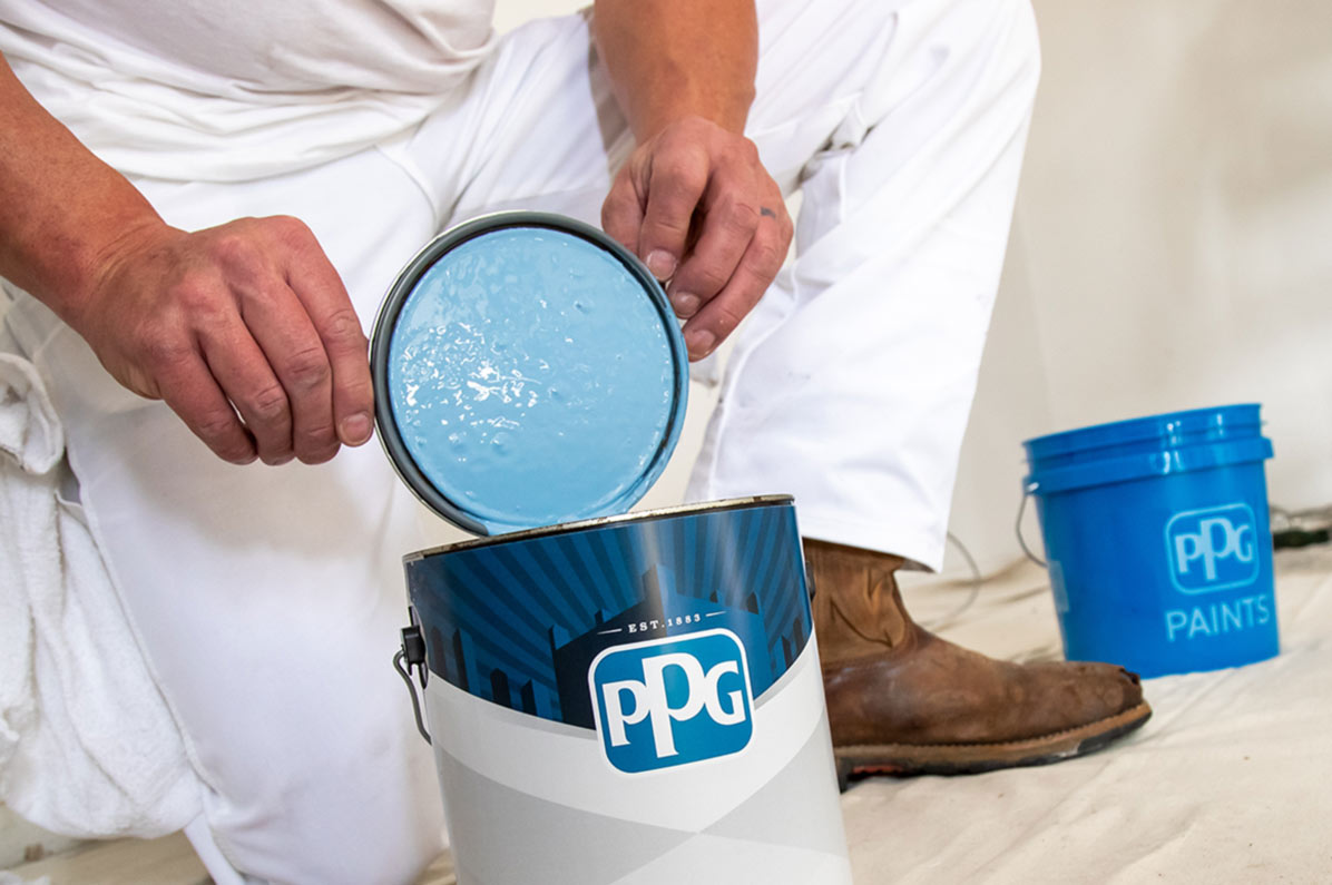 Pro opening paint can