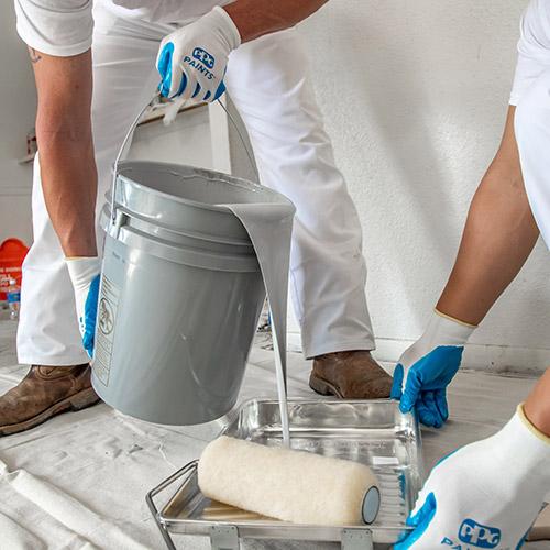 Proyectos de pintura para interiores