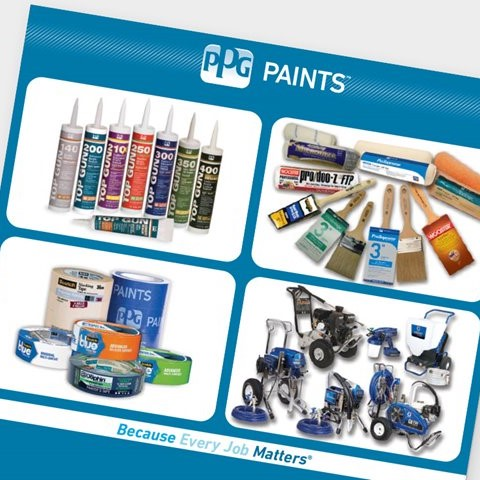 PAINTING SUPPLIES & EQUIPMENT