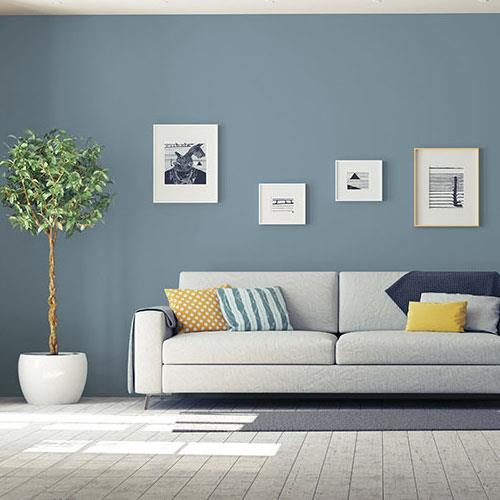 Chalky Blue PPG1153-5