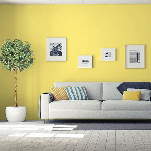 Canary Yellow PPG1215-4