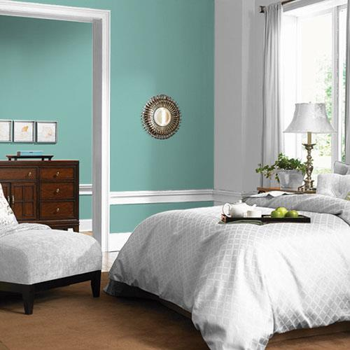 Caribbean Green PPG1141-4