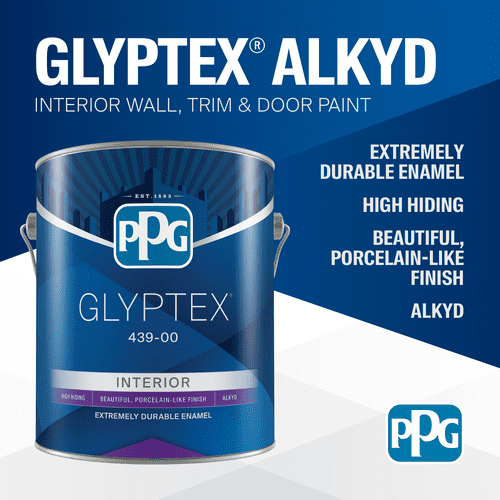 PPG Glyptex<sup>®</sup> Interior Alkyd