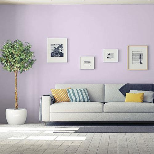 Dusky Lilac PPG1176-3