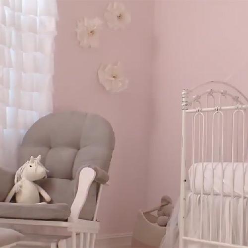 4 esquemas de colores modernos para habitaciones de niños