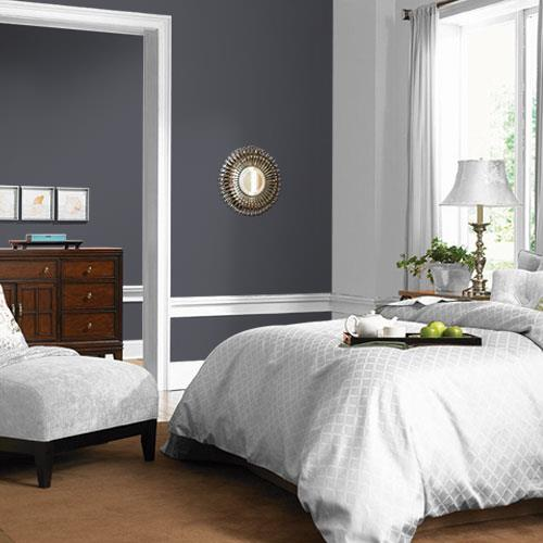 Gray Flannel PPG1013-6