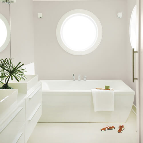 Best Color Bathroom: Interior & Exterior
