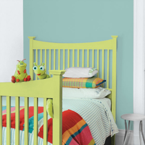 Green Nursery Paint Color Schemes