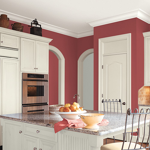 3 Rustic Kitchen Colors Paint Colors Interior Exterior Paint