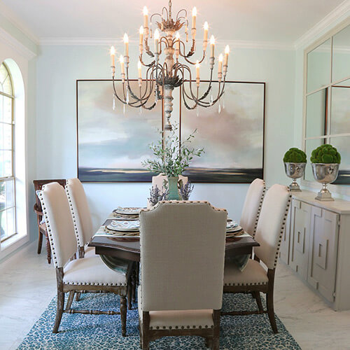 Dining Room Colors How To Paint A Dining Room Painting How To S