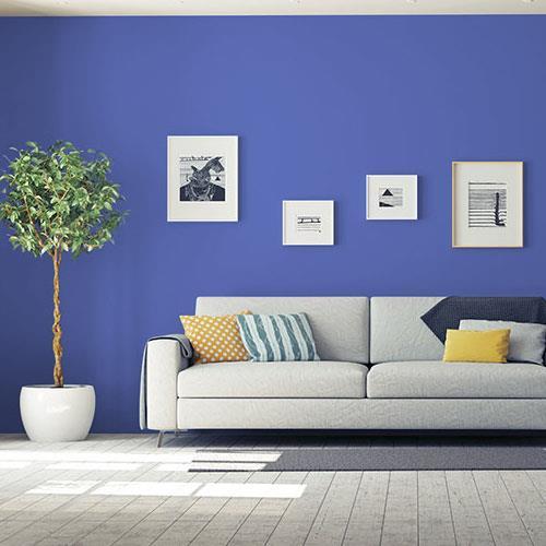 Blue Calico PPG1246-7