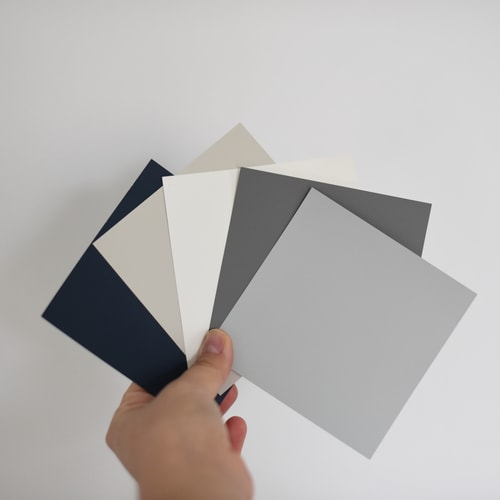 Order Paint Color Swatches