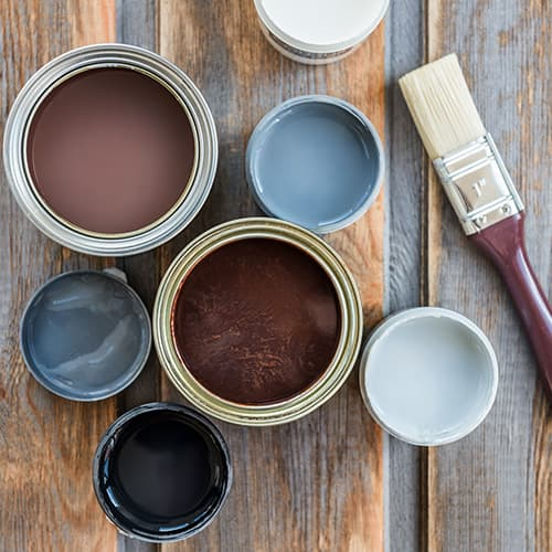 Q: How do I tell if the paint on my walls is latex or oil-based?