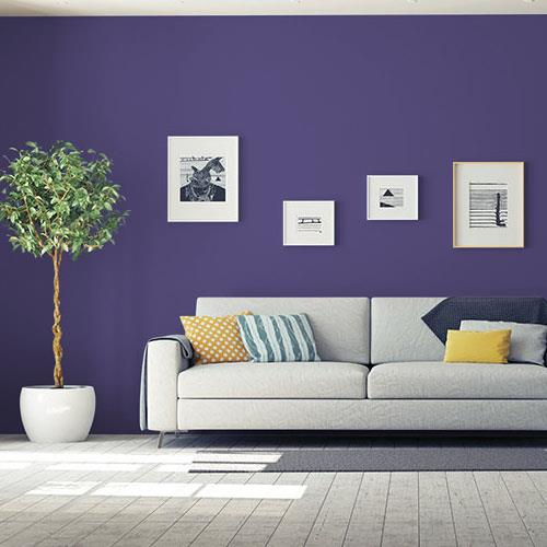 Imperial Purple PPG1175-7
