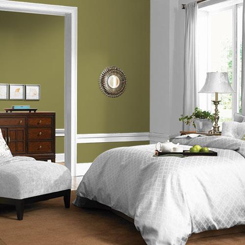 Bronze Green Ppg1114 6