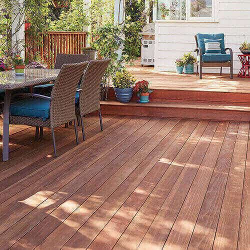 Wood Stain & Deck Stain For Your Home