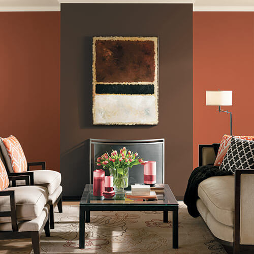 PPG Paints & How To Paint A Living Room - Painting How-To\u0027s From PPG ...