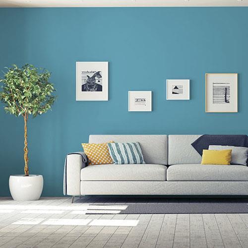 Aqua Blue PPG1151-5
