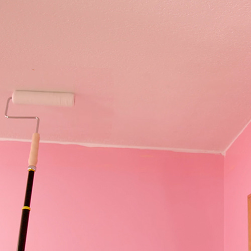 5. Paint the Ceiling