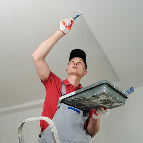 Wall Repair for Small Holes Featuring Homax Aerosol Spray Textures