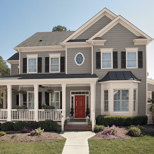 Exterior Paint Color Trends Collections For Diyers