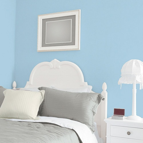 Small Bedroom Ideas: Calming Blues