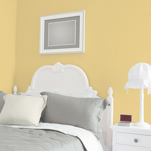 Small Bedroom Ideas: Use Yellows