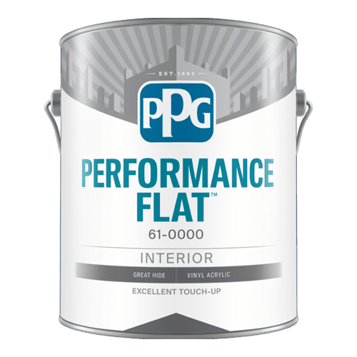PPG Performance Flat<sup>™</sup>