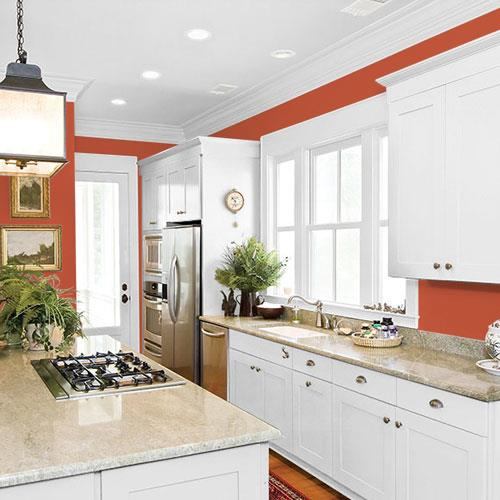 Orange Vermillion PPG1194-7