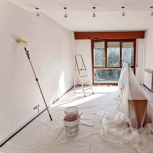 How to Repaint A Wall