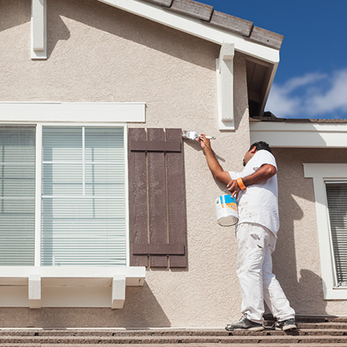 Hire A Painter & House Painting