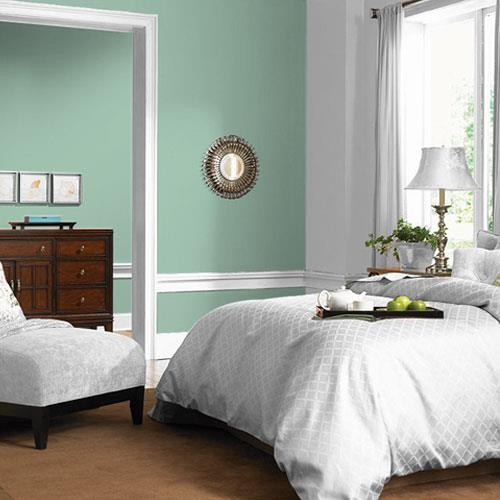 Green Silk PPG1139-3