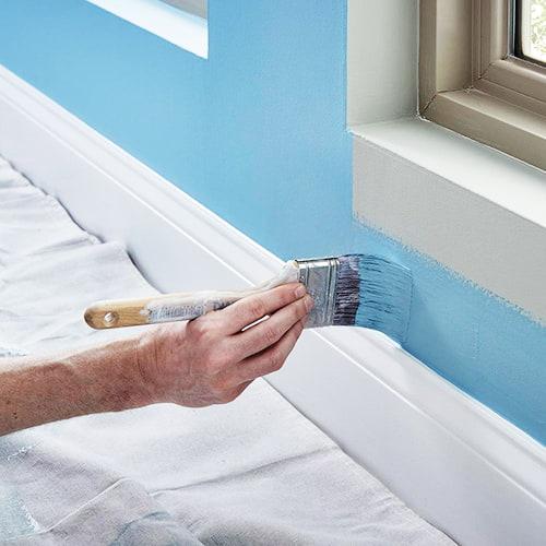 Cómo arreglar el agrietamiento o desprendimiento de la pintura