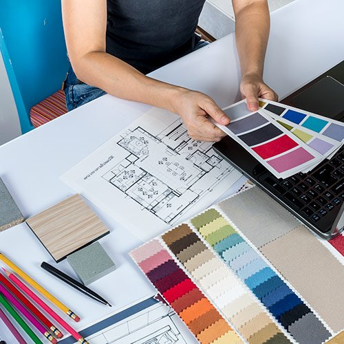 Cómo simplificar el proceso del color