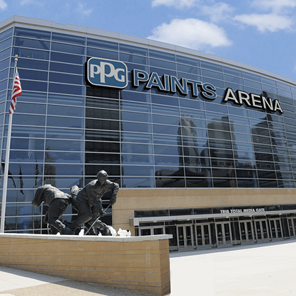 Painting Ppg Paints Arena Case Study A Professional