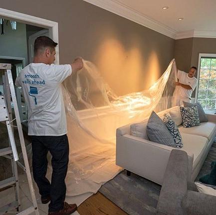 Servicios para pintar viviendas residenciales