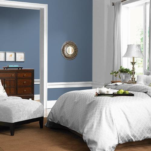 Silver Blueberry PPG1163-5