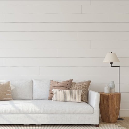 How To Paint Shiplap