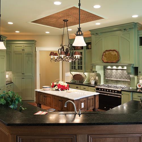 Superbe Farmhouse Kitchen Colors
