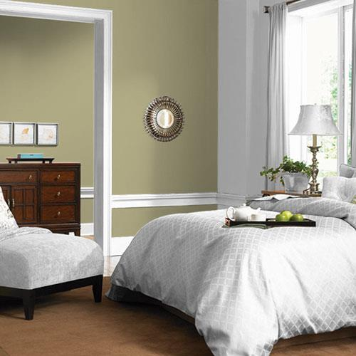 Green Gray Mist PPG1113-4