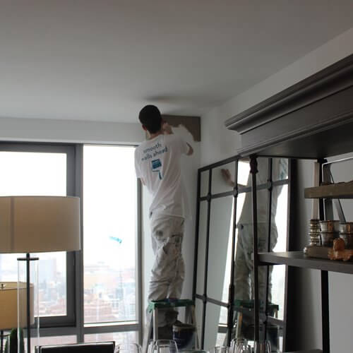 The cost of hiring a painter Vs. doing it yourself