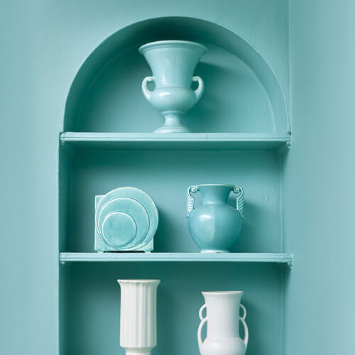 Aqua Paint Colors