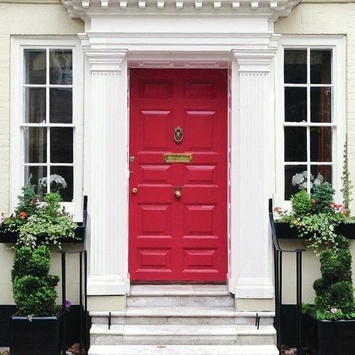 Ideas para la puerta principal