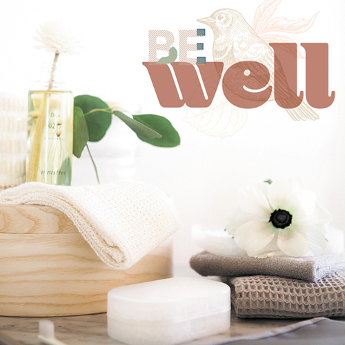 Tendencia de color 2021: Be Well