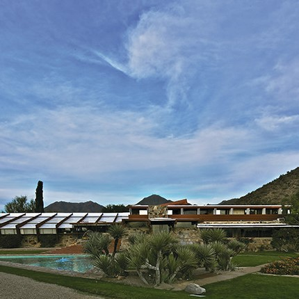 1955 Taliesin West<sup>™</sup> Palette