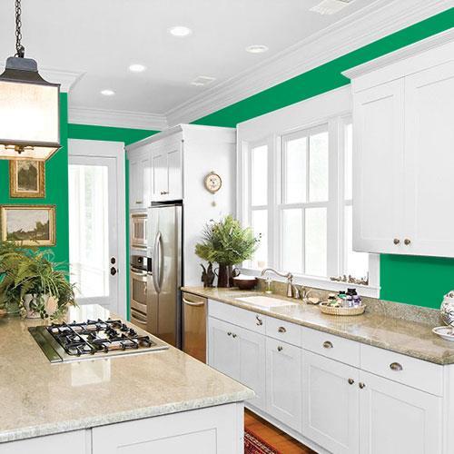 Green Gloss PPG1227-7