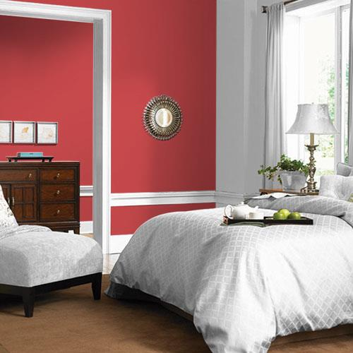 Burnt Red PPG1188-7