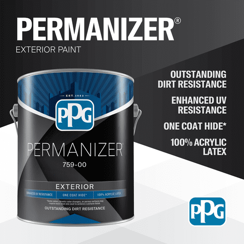 PPG Permanizer <sup>®</sup> Exterior Acrylic Latex