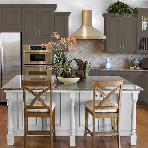 4 Great Colors For Kitchen Cabinets
