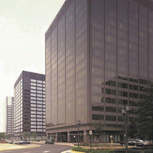 Skyline Office Buildings